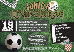Inter-Village Junior 2017