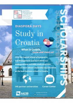 Scholarship for Study in Croatia